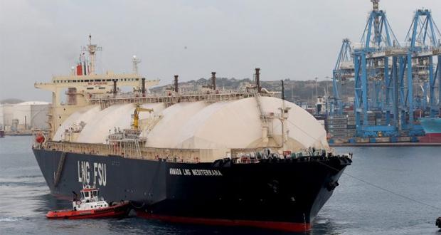 Φθάνει στο τέλος Δεκεμβρίου το πρώτο φορτίο υγροποιημένου αερίου από τις ΗΠΑ στην Ρεβυθούσα