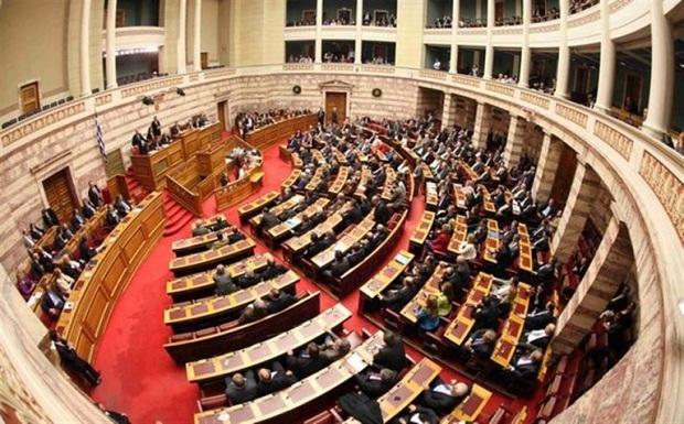 LIVE: Οι προγραμματικές δηλώσεις της κυβέρνησης