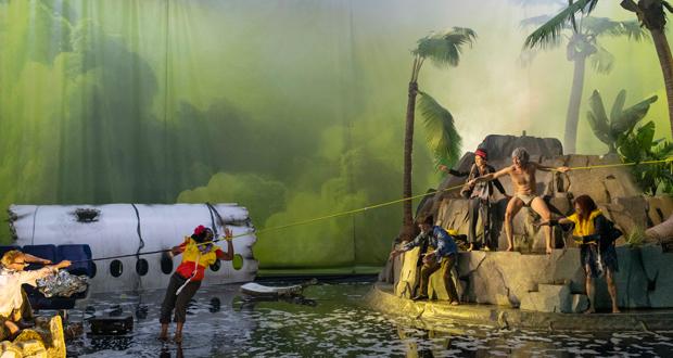 """ΘΕΑΤΡΟ ΣΤΗ ΣΤΕΓΗ: """"CRASH PARK – Η ζωή ενός νησιού"""" του Philippe Quesne"""