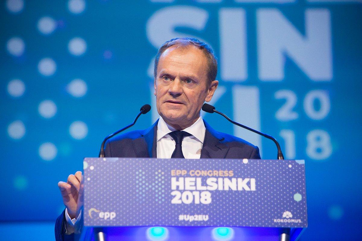 Τουσκ: Έκτακτη σύνοδος κορυφής για το Brexit την Πέμπτη