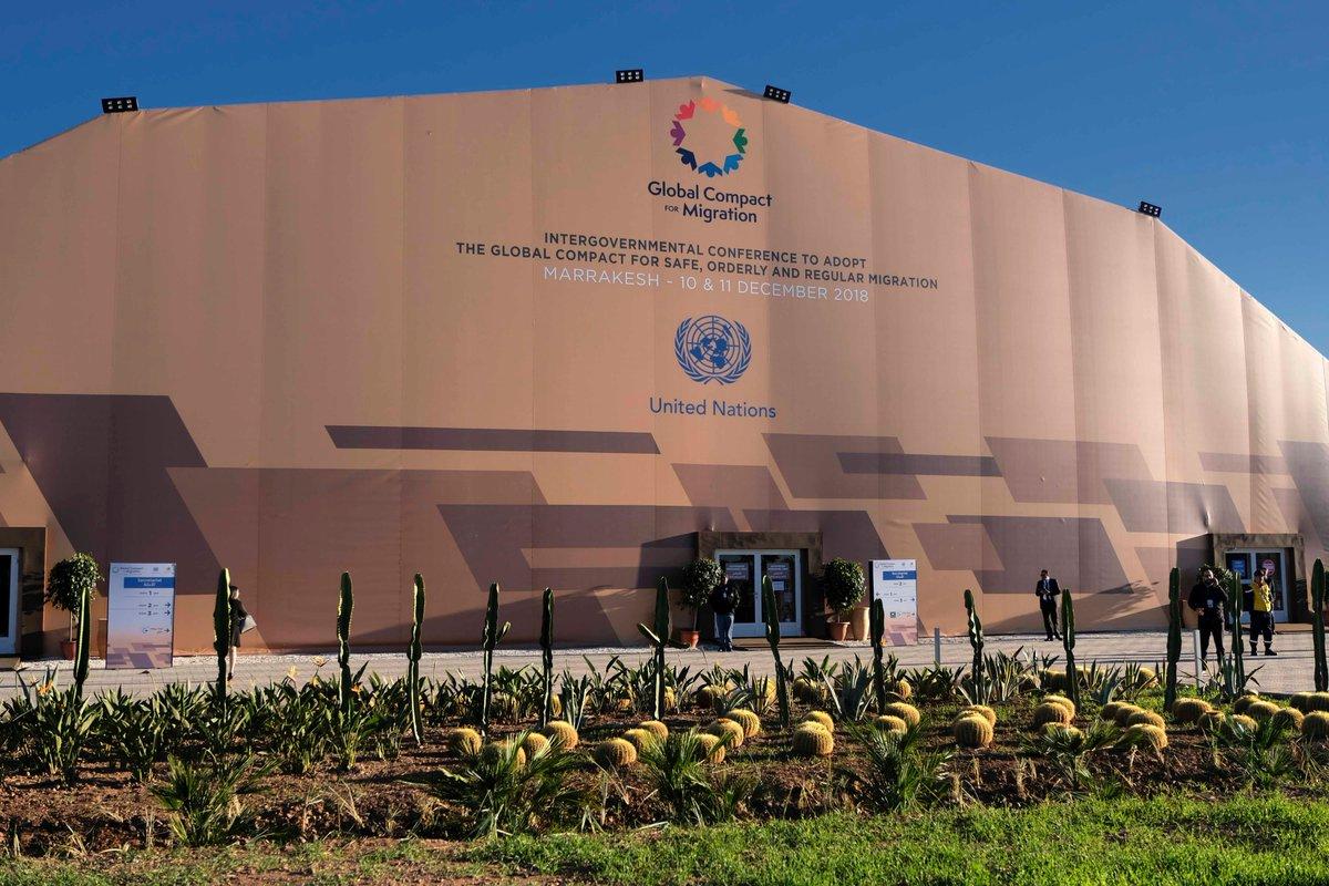 Μαρακές- Μεταναστευτικό: Αντιδρούν ΗΠΑ και άλλες χώρες