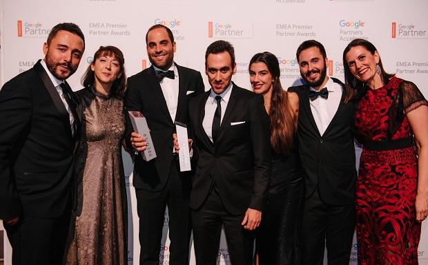 Στην ελληνική εταιρία Relevance Digital Agency τα Google Premier Partner Awards 2018