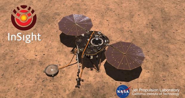 Το InSight κατέγραψε τον άνεμο στον Άρη (βίντεο)