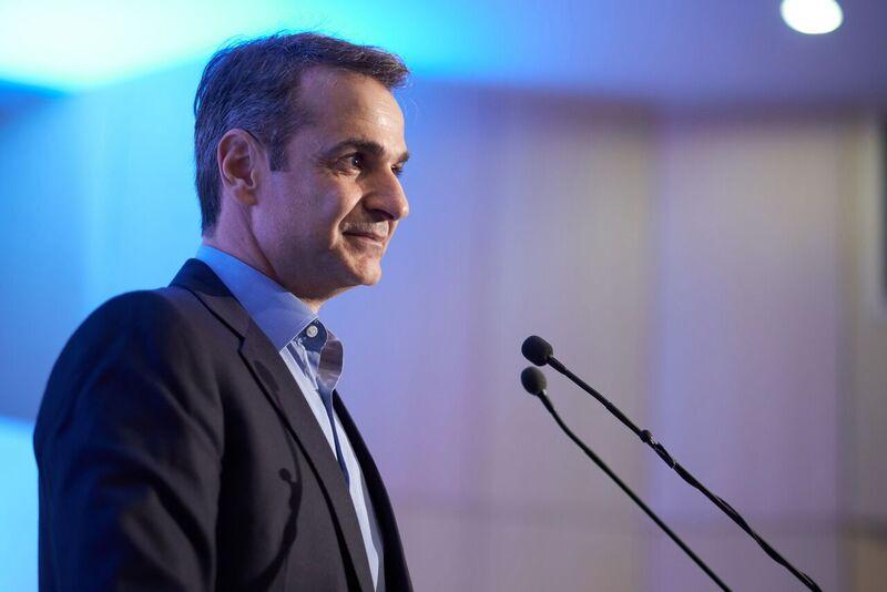 Κ. Μητσοτάκης: Ο κ. Τσίπρας υψώνει σκιάχτρα, τεχνητούς κινδύνους, χρησιμοποιεί άκρως αποκρουστική φρασεολογία και διαστρεβλώνει τις θέσεις μας