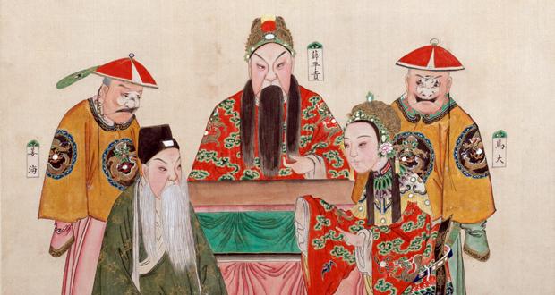«Από την απαγορευμένη πόλη: αυτοκρατορικά διαμερίσματα του Qianlong»  – Νέα εκθέματα στο Μουσείο Ακρόπολης