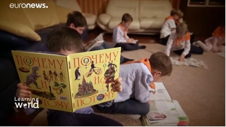 Ρωσία: Πρωτοποριακά προγράμματα εκμάθησης γλωσσών και νέων τεχνολογιών
