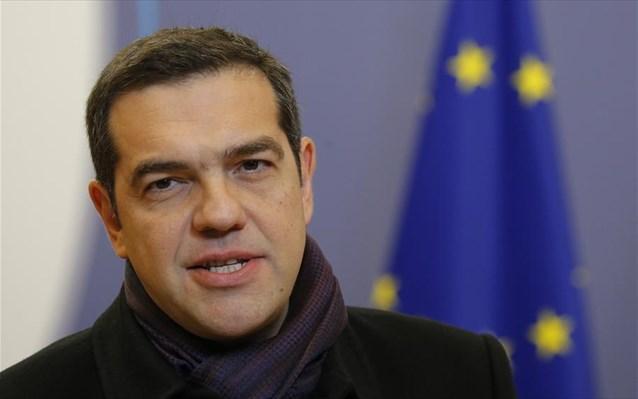 Αλ. Τσίπρας: Ενήμεροι οι Ευρωπαίοι για την υποκρισία κάποιων πολιτικών δυνάμεων