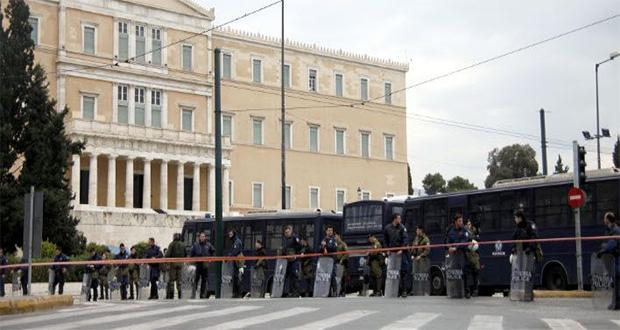 «Φρούριο» η Αθήνα για την επέτειο Γρηγορόπουλου – Επί ποδός 2.600 αστυνομικοί
