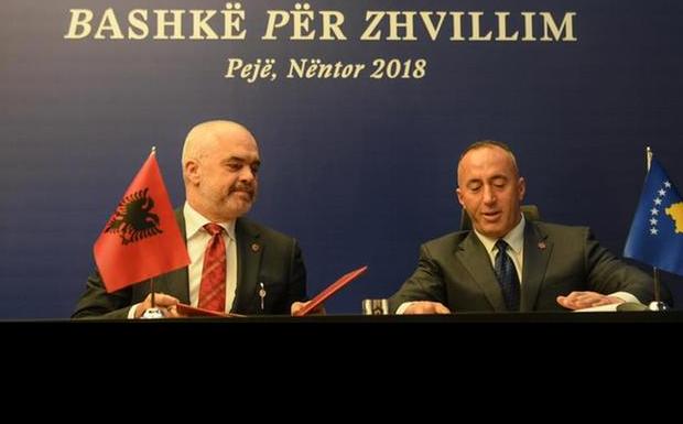 Στις αγκάλες της Αλβανίας το Κοσσυφοπέδιο;