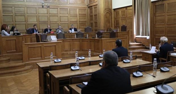 Εξεταστική Επιτροπή: Εγκρίθηκε κατά πλειοψηφία το πόρισμα για την Υγεία