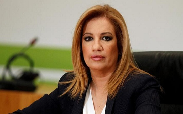 Φ. Γεννηματά: «Μια απόφαση των πολιτικών αρχηγών θα στείλει μήνυμα αποφασιστικότητας προς τα έξω και ασφάλειας στον ελληνικό λαό»