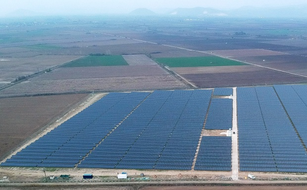 Μία από τις μεγαλύτερες φωτοβολταϊκές μονάδες στην Ελλάδα  εντάσσεται στο χαρτοφυλάκιο της «ΕΛΠΕ Ανανεώσιμες»