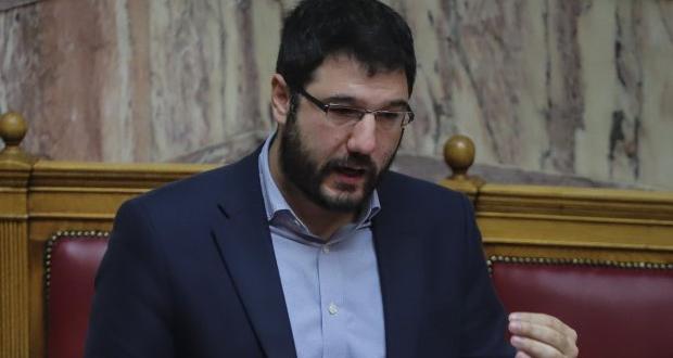 """Ν. Ηλιόπουλος: """"Να παραιτηθούν η κα Κεραμέως και ο κ. Θεοδωρικάκος"""" (video)"""