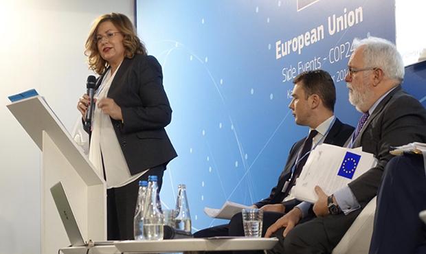 Μ. Σπυράκη: 4,8 δισ. από την ΕΕ για τις περιοχές που βρίσκονται σε μετάβαση από τον άνθρακα