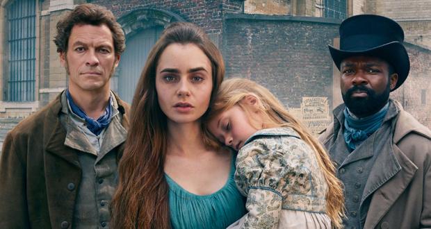 «Les Misérables»: η νέα μίνι δραματική σειρά του BBC κάνει πρεμιέρα στην COSMOTE TV