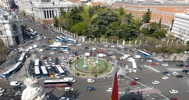 Στοπ στα πετρελαιοκίνητα οχήματα στο κέντρο της Μαδρίτης