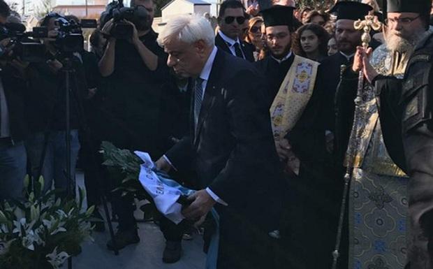 Πρ. Παυλόπουλος: Ο Τάσσος Παπαδόπουλος άνοιξε την πόρτα της ΕΕ στην Κύπρο
