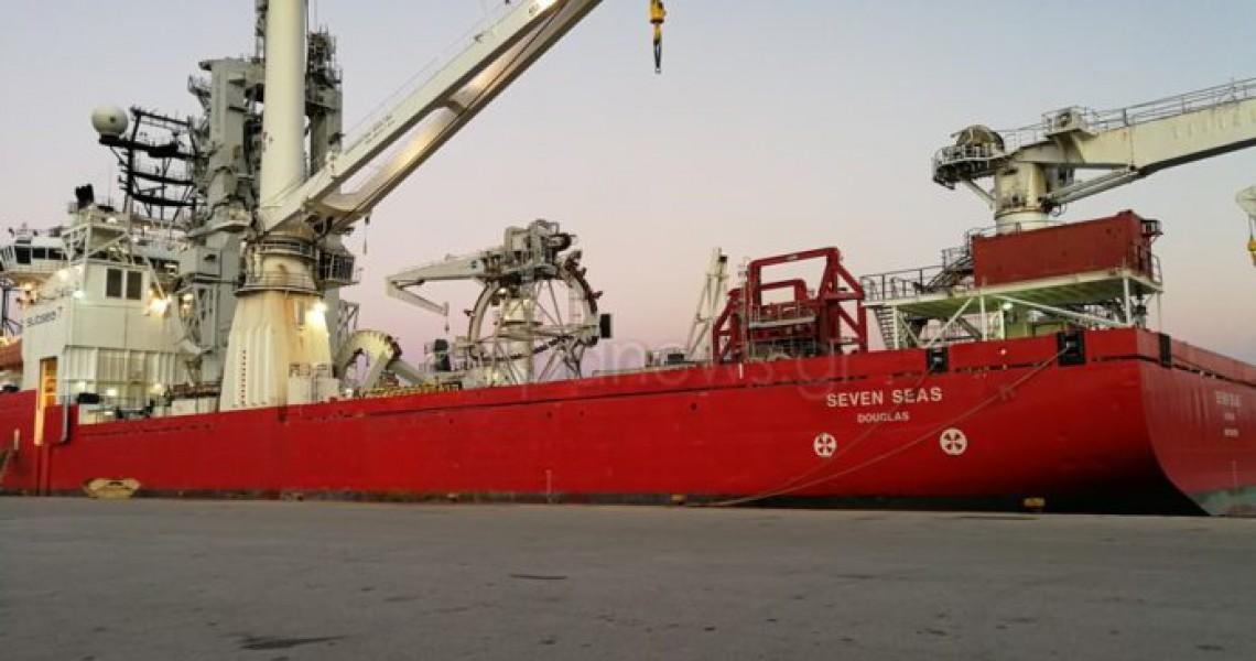Στην Κρήτη το πλοίο της ExxonMobil για έρευνες υδρογονανθράκων