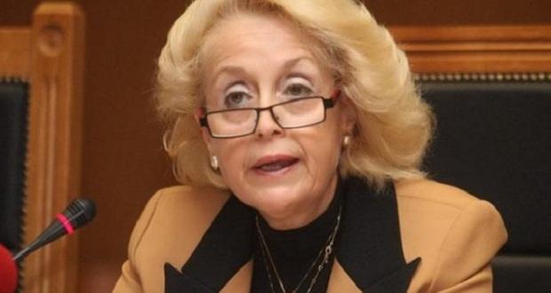 Πάντα υπάρχει μια θέση για την πρώην πρόεδρο του Αρείου Πάγου κυρία Βασιλική Θάνου