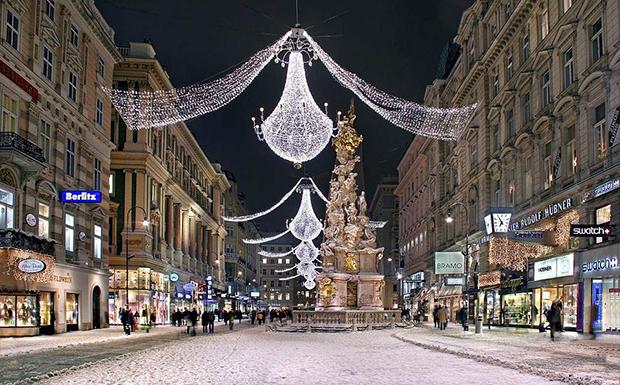 Αμερικανική προειδοποίηση για ενδεχόμενη επίθεση στη Βιέννη τα Χριστούγεννα