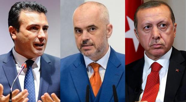 Ζάεφ, Ράμα και Ερντογάν χέρι χέρι κατά της Ελλάδας!