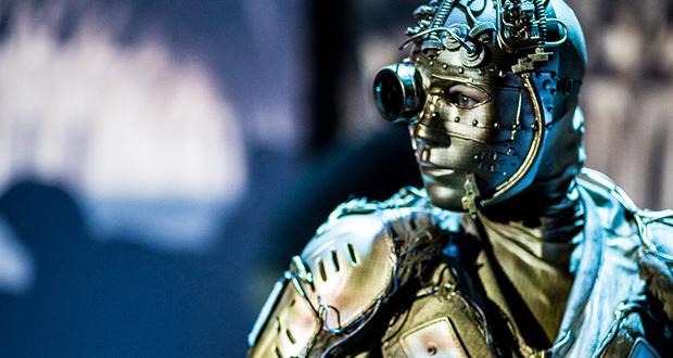 """Θέατρο Ιλίσια: """"Αλ, το παλιό ρομπότ"""""""