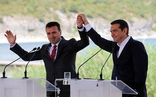 Το βαρύ τίμημα της Συμφωνίας των Πρεσπών: Δώρο στους Σκοπιανούς η χρήση του όρου «Μακεδονία» και «Μακεδόνας»!