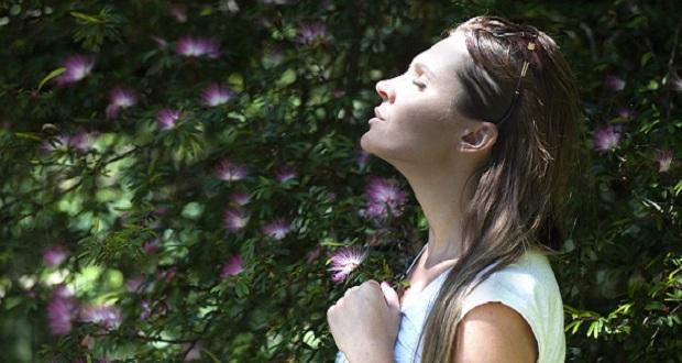 Η σωστή αναπνοή χαλαρώνει και ανακουφίζει από το στρες
