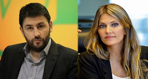 Καϊλή και Ανδρουλάκης πάνε Ευρωβουλή…