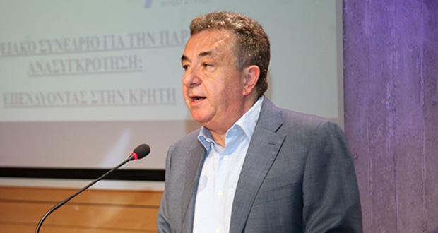 """Σταύρος Αρναουτάκης στο """"Π"""": Ο σεισμός της 27ης Σεπτεμβρίου και οι προκλήσεις που αντιμετωπίζουμε"""