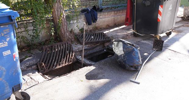 Δήμος Χαϊδαρίου: Συνεχίζεται ο καθαρισμός φρεατίων