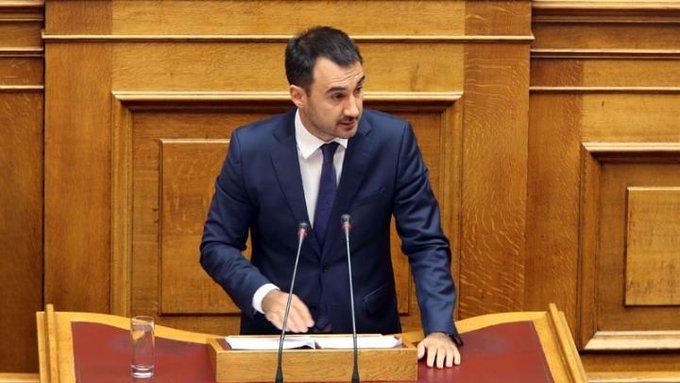 Χαρίτσης: Ο Κυριάκος Μητσοτάκης με τα περί εκλογικής «νοθείας» ξεπέρασε και τον… Άδωνη