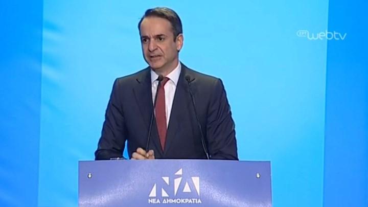 Κυρ. Μητσοτάκης: Εκλογές τώρα για να αποτρέψουμε την κύρωση της Συμφωνίας