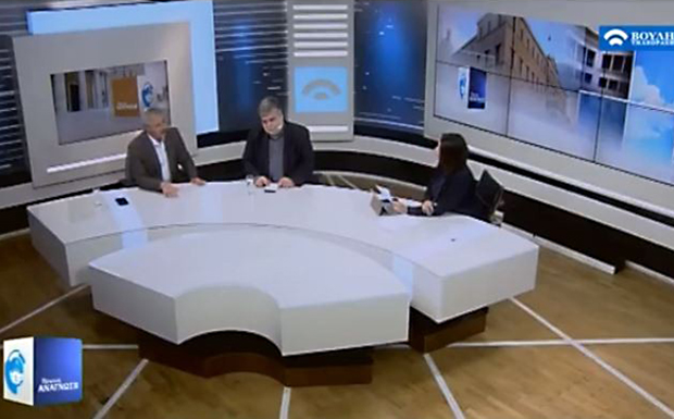 Γ. Μανιάτης: «Ο τυχοδιώκτης Α. Τσίπρας δεν θα κανιβαλίσει τη Δημοκρατική Παράταξη»