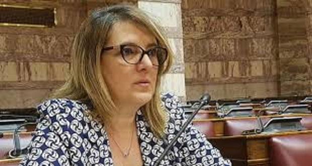 "Oλυμπία Τελιγιορίδου: ""Θέλουμε τους κτηνοτρόφους να συνεχίσουν το επάγγελμά τους"""