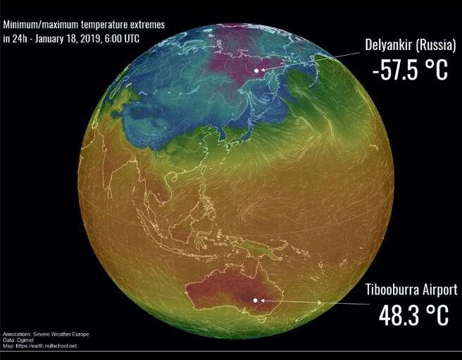 Ο Σάκης Αρναούτογλου «κρούει» το κώδωνα του κινδύνου για τις ακραίες θερμοκρασίες