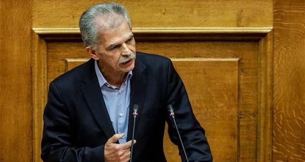 Σπ. Δανέλλης: Αν δεν υπήρχε κυβέρνηση που θα έφερνε τη Συμφωνία των Πρεσπών, δεν θα υπήρχε ούτε Συμφωνία