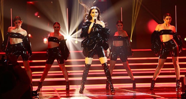 H Ελένη Φουρέιρα «μάγεψε» στον ισπανικό τελικό της Eurovision (βίντεο)