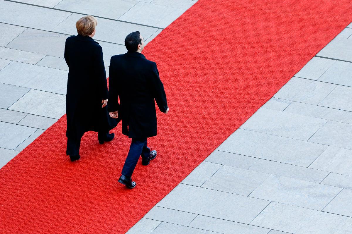 ΚΙΝΗΜΑ ΑΛΛΑΓΗΣ: «Αυτοί που φώναζαν go back Madame Merkel θα είναι επί της υποδοχής στο αεροδρόμιο.»