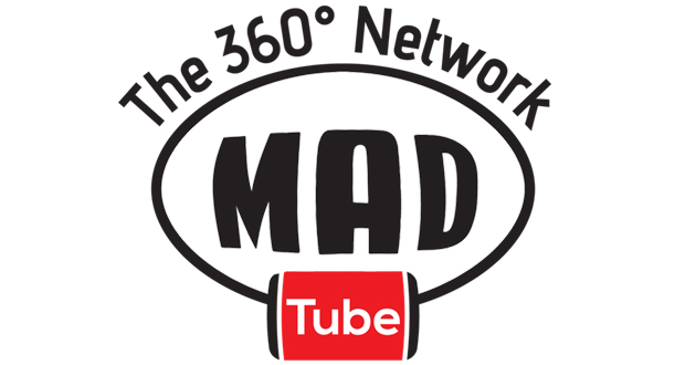 Ένα ακόμα κανάλι του MAD ξεπερνά τους 100.000 συνδρομητές!