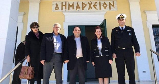 Χρηματοδότηση έργων επισκευής και συντήρησης λιμενικών εγκαταστάσεων Σαλαμίνας