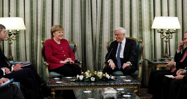 Μέρκελ: «Υπόθεση καρδιάς» να στηρίξουμε την Ελλάδα