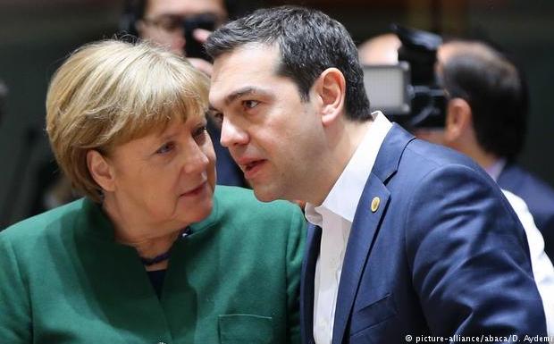 Γ. Παπαγιαννόπουλος: Τι είπαν ανάμεσα στα άλλα Μέρκελ και Τσίπρας…