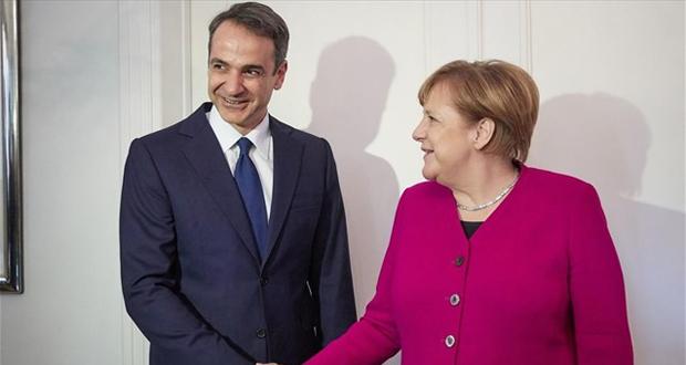 Κ. Μητσοτάκης σε Μέρκελ: Κακή η συμφωνία των Πρεσπών