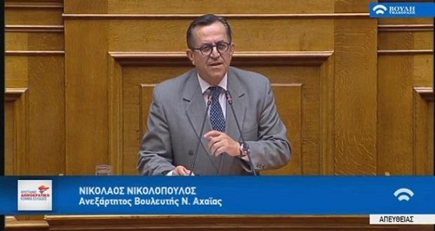 Νίκος Νικολόπουλος: Στο περιθώριο της εργασίας χιλιάδες ΑμΕΑ…