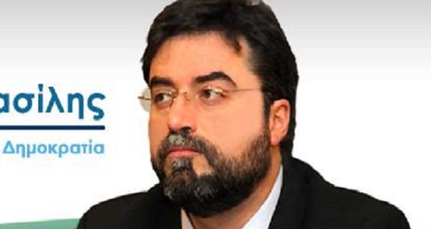 Ο Βασίλης Οικονόμου για την επίσημη ανακοίνωση της υποψηφιότητάς του από τη ΝΔ