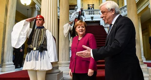 ΠτΔ προς Μέρκελ: Στηρίζοντας την Ελλάδα στηρίξατε τη συνοχή της ΕΕ