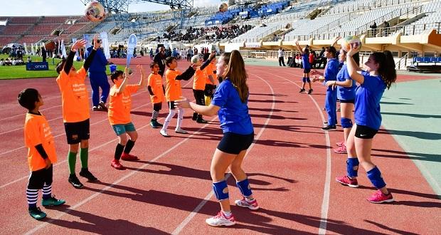 Πρεμιέρα για τα φεστιβάλ Αθλητικών Ακαδημιών ΟΠΑΠ στο Παγκρήτιο Στάδιο  Ηρακλείου ba7abafcd19