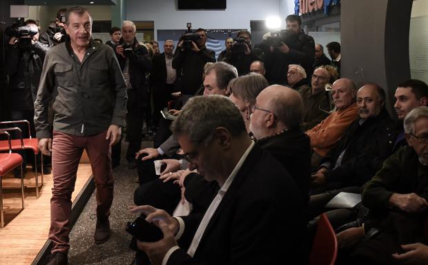 Ποτάμι: Σταθερή η απόφασή μας ότι το πρόβλημα με την ΠΓΔΜ πρέπει να λυθεί