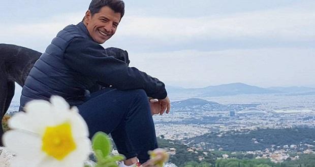 Ο Σάκης Ρουβάς ηγείται της εκστρατείας του «Όλοι Μαζί Μπορούμε και στο Περιβάλλον»